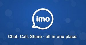 imo chat messenger