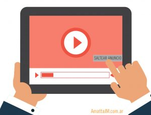 saltear anuncio youtube